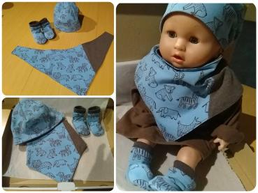 Baby-Set Zootiere